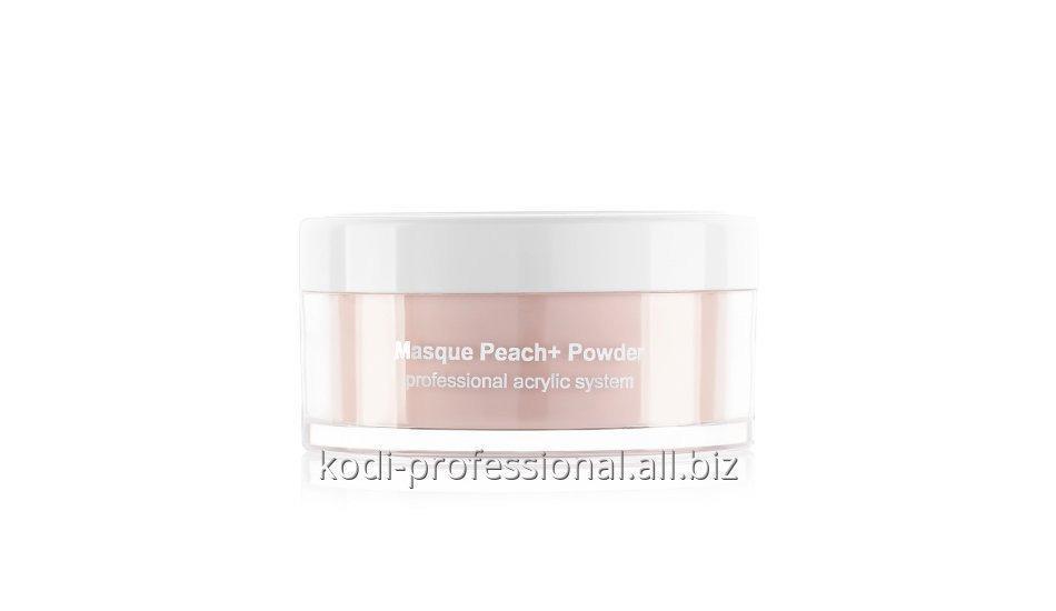 Masque Peach+ Powder Kodi professional 22 гр Матирующая акриловая пудра персик+