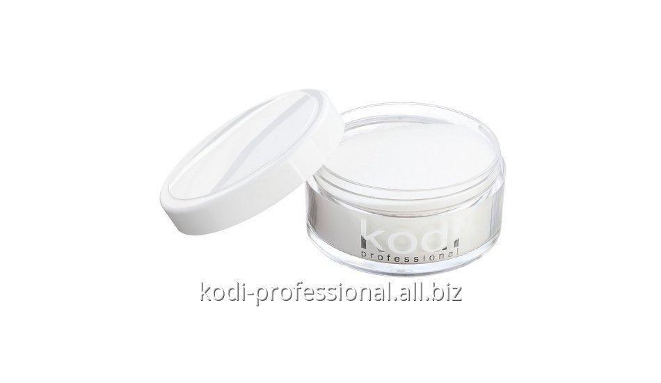 Competition white Kodi professional 22 гр. быстроотвердеваемый белый акрил
