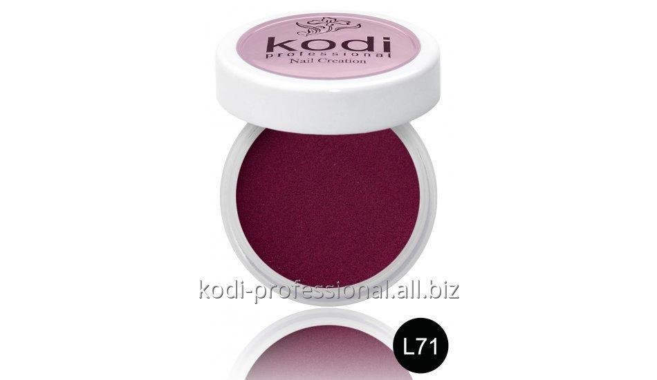 Цветной акрил Kodi prodessional L71