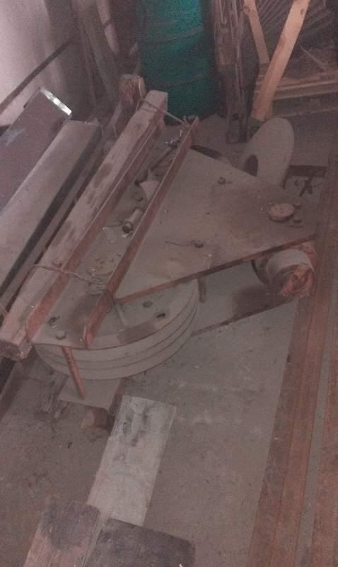 Крюковая подвеска (кран ККС-32)