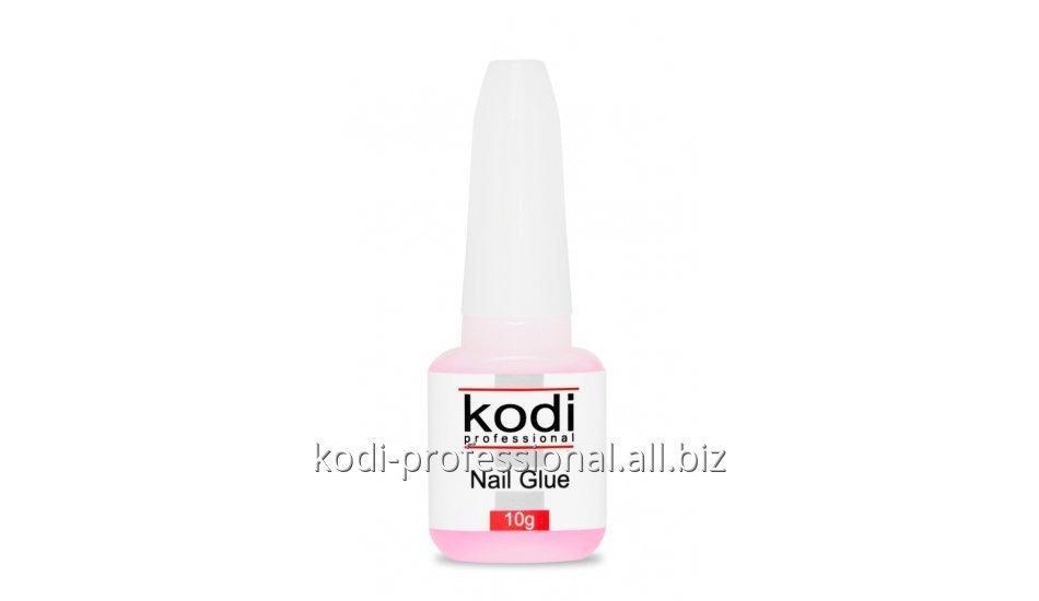 Клей с кисточкой Kodi professional 10 gr