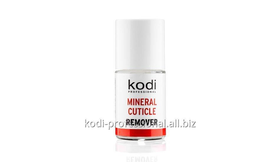 Mineral Cuticle Remover Kodi professional  15 ml Минеральный ремувер для кутикулы