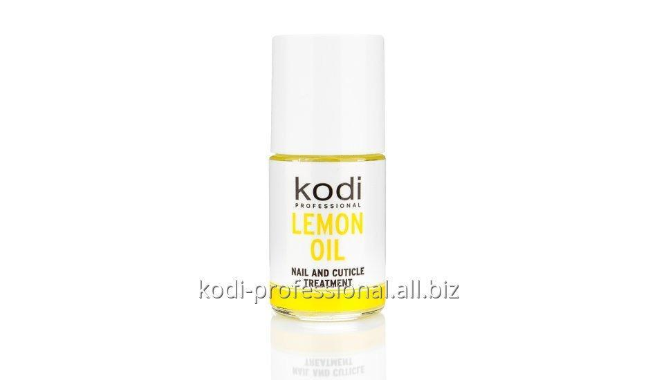 Масло для кутикулы Kodi professional Lemon 15 ml