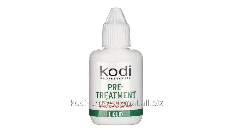 Обезжиреватель для ресниц (Pre-treatment )15 g Kodi professional