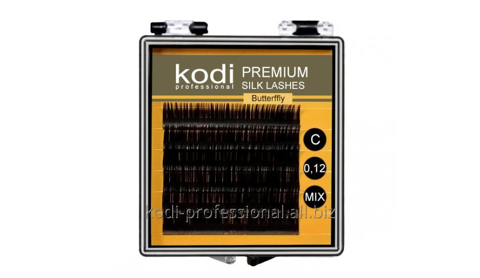 Купити Ресницы черные для наращивания Kodi professional на 16 лентахB 0,15 x 7\\8\\9\\10\\11\\12\\13\\14mm