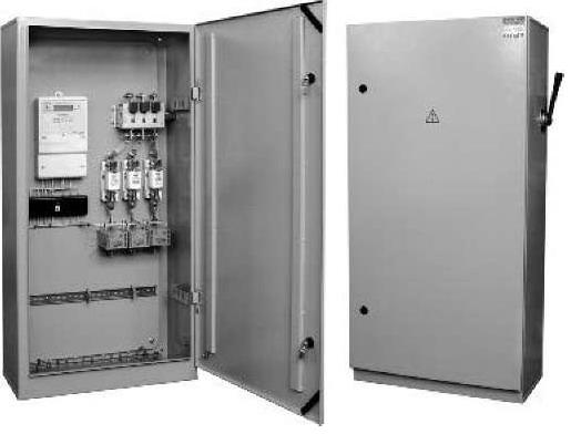 The control units for cranes AC