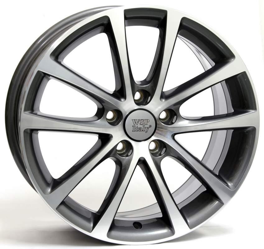 Купить Литые диски WSP Italy W454 на Volkswagen (фольксваген)
