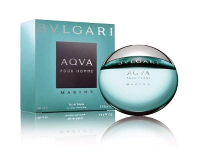 Buy Men's fragrances Bvlgari Aqua Marine of 100 ml