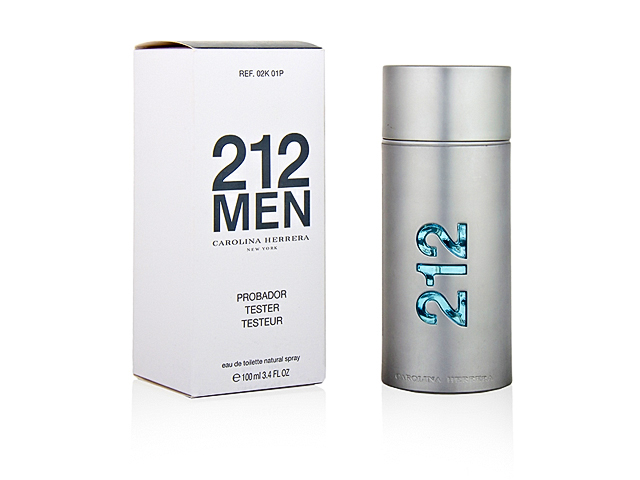 79d03a993e Men's fragrances Carolina Herrera 212 Man edt (tester) of 100 ml buy ...