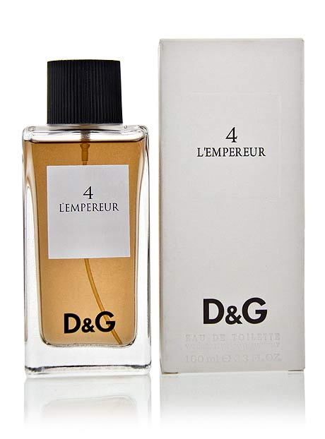 Buy Perfume for men Dolce&Gabbana 4 L'Empereur 100 of ml