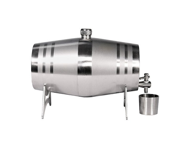 Buy Tanks from the Stainless steel under the order from the company Artprommontazh