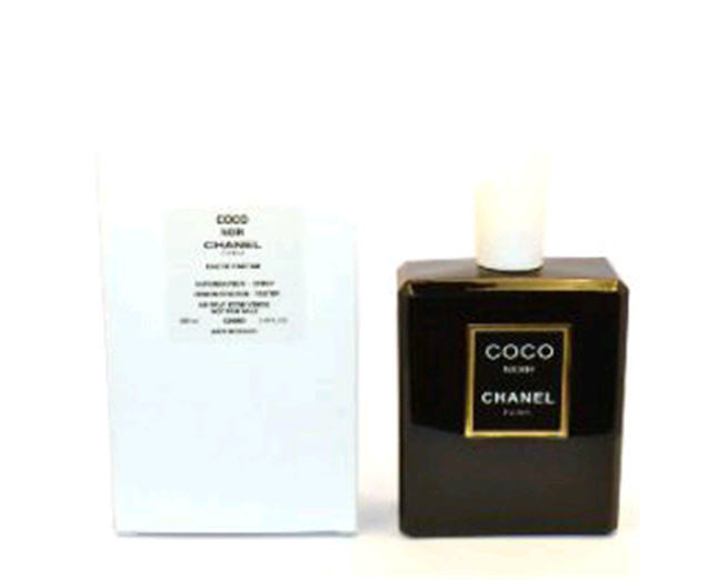 Chanel Coco Noir Edp Tester Of 100 Ml The Water Perfumed Female