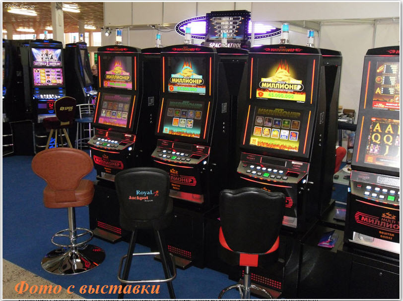 Стулья для игровых автоматов SPDS Group