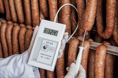 Термометр электронный DT34