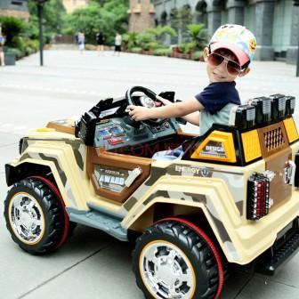 On Sale Children S Electric Car Jeep Award Fl 999b Deser Buy In Odessa