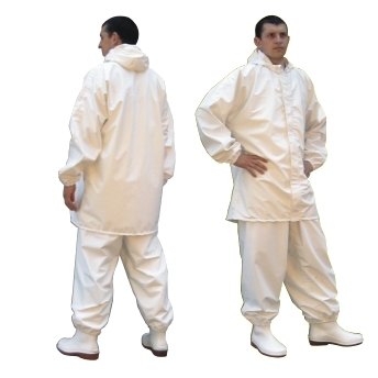 Куртка (комплект куртка + брюки) водозащитная