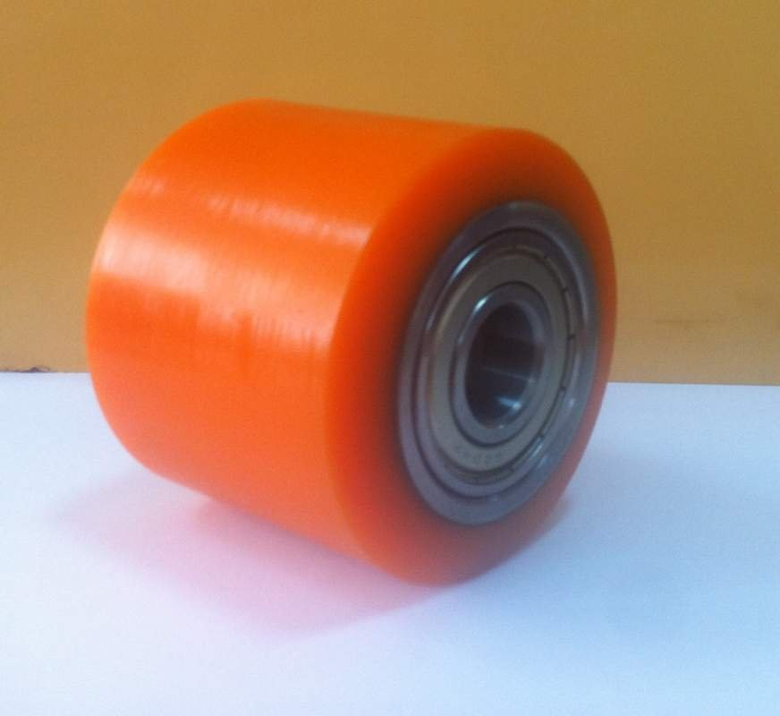 Полиуретановые колёса и ролики