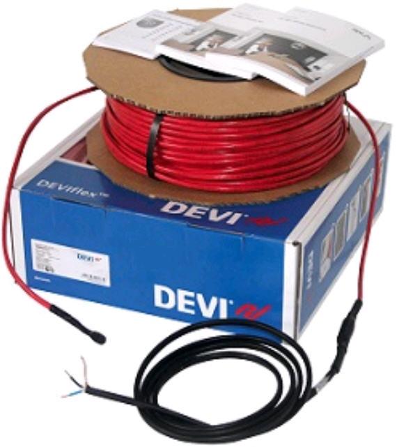 DTIP-18. Нагрівальний кабель двожильний DEVIflexTM DTIP-18, для систем сніготанення