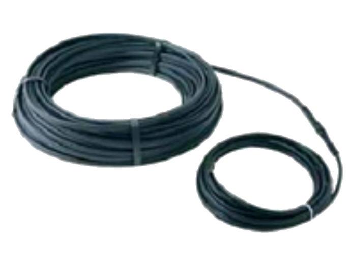 DEVI-Iceguard.Саморегулирующиеся нагревательные кабели для обогрева DEVI-IceguardTM 18 18 Вт/м при 0 °С Чёрный