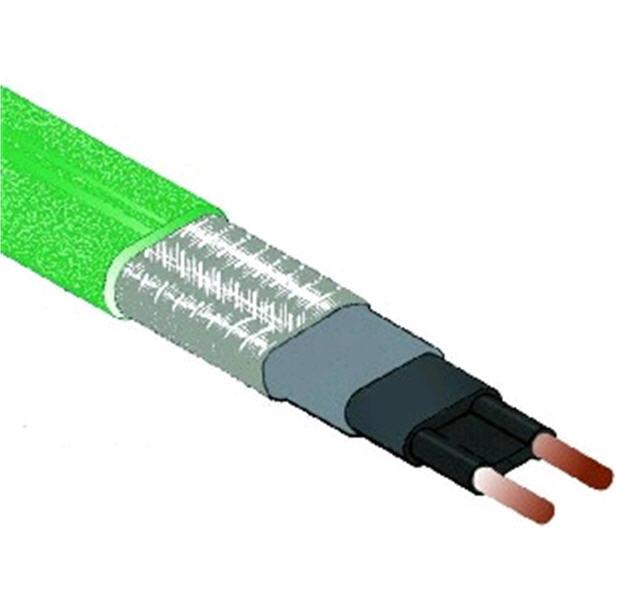 DEVI-Hotwatt. Саморегулюючі нагрівальні кабелі для обігріву трубопроводів DEVI-HotwattTM 55 8 Вт / м при 55 ° С Зелений