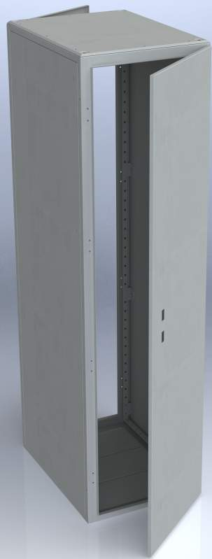 Telecommunication boxes, supports