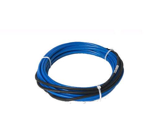 DEVI-Pipeheat.Саморегулирующиеся нагревательные кабели для обогрева трубопроводов, продуктопроводов, систем защиты от снега и льда на крышах DEVI-PipeheatTM 10 10 Вт/м при +10 °С Синий
