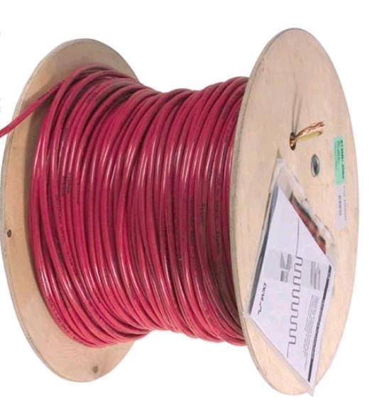 Devi. Саморегулюючі нагрівальні кабелі на бобінах