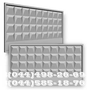 Панель ограждения ЗП400-8 (П6Ва) (40х2,25х0,16)
