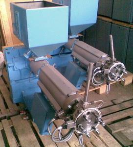 Купить Пресс для производства термоусадочной плёнки