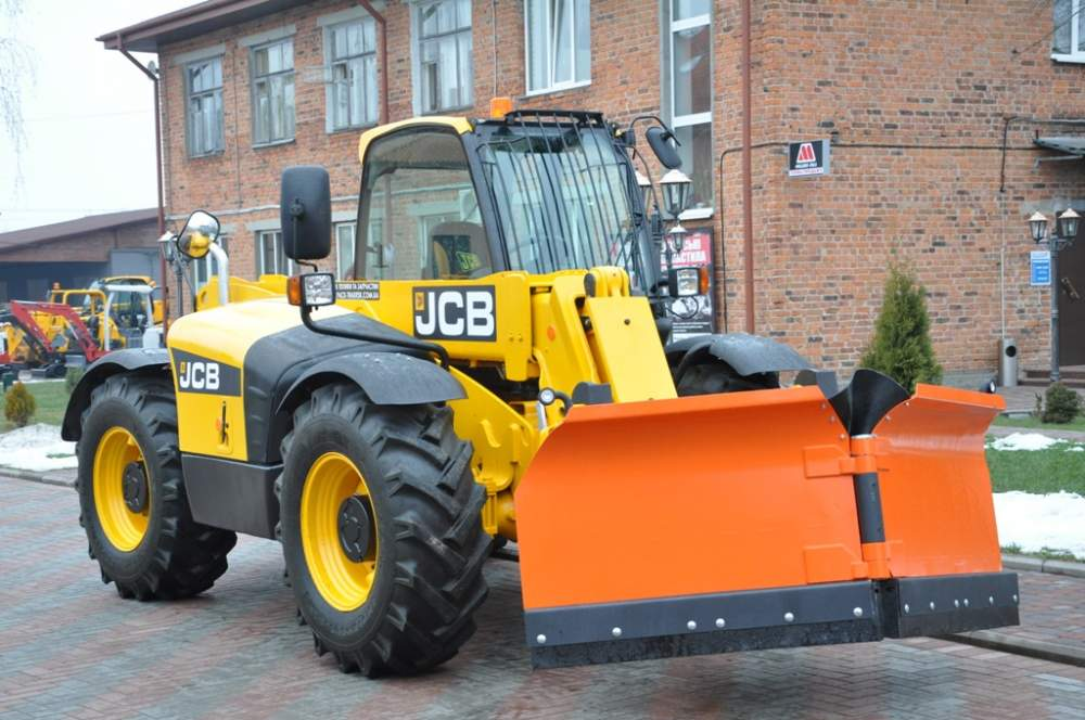 Buy Dump snow for a telescopic loader