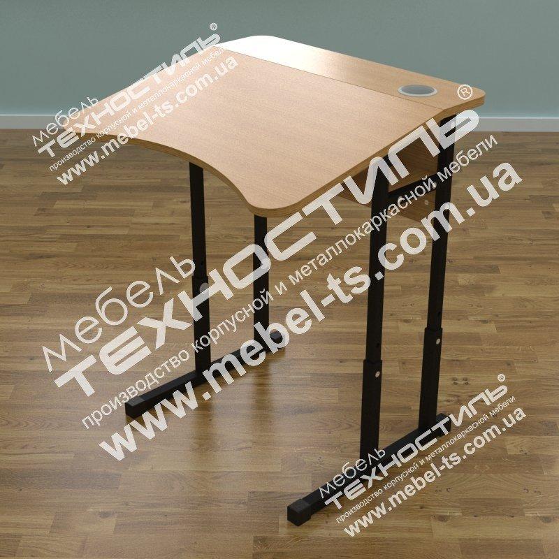 Столы школьные с регулировкой высоты (АСР-10)