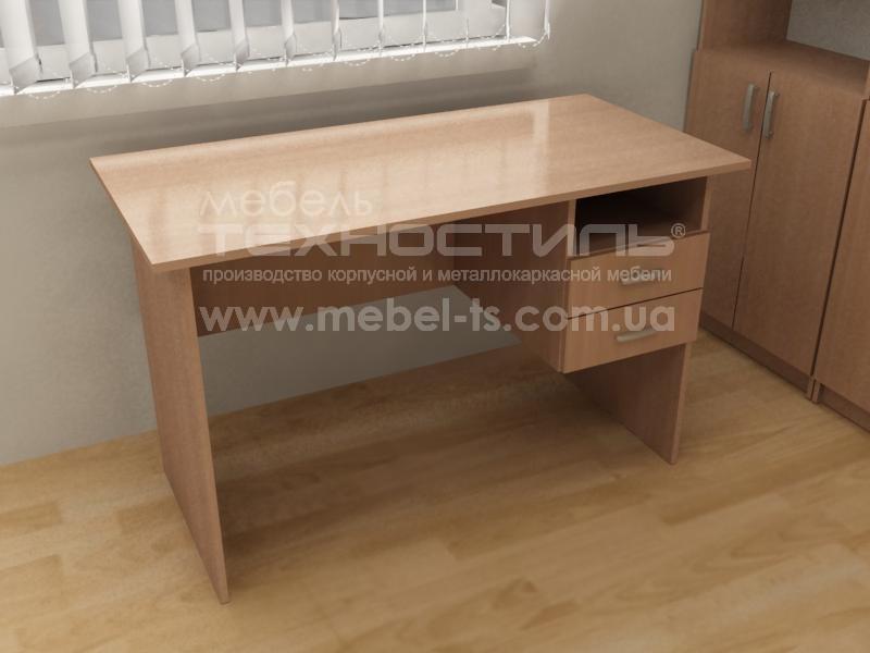 Стол письменный с ящиками (П 361)