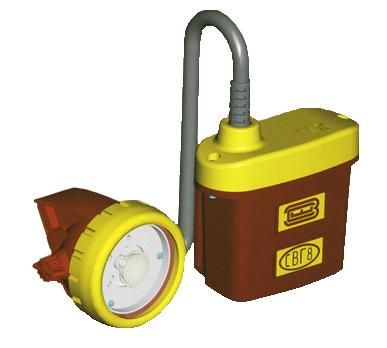 Светильник шахтный особовзрывобезопасныи головной СВГ8 предназначен для индивидуального освещения рабочего места в подземных выработках угольных шахт, опасных по газу и пыли любой категории.