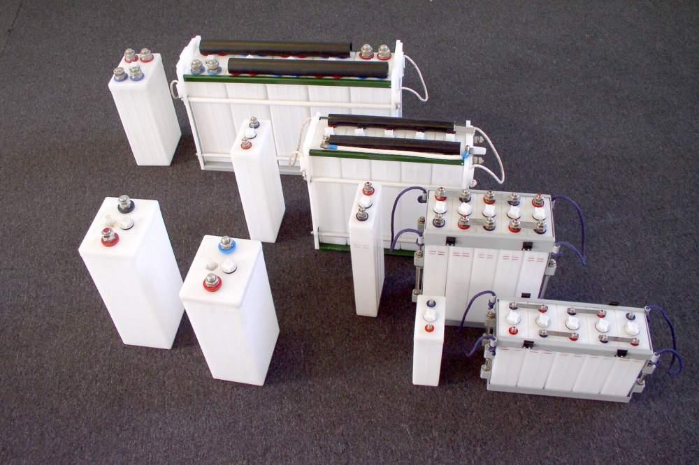 Buy NiFe batteries accumulators