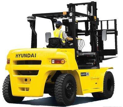 Дизельный Погрузчик Hyundai 15D-7Е V330