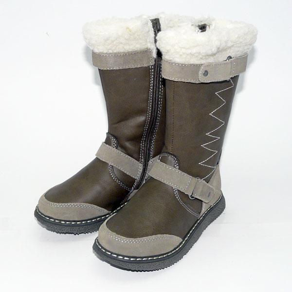 8746dda4f Зимние сапоги на девочку арт. 2118360 Beppi Р. 28-35 купить в Донецке