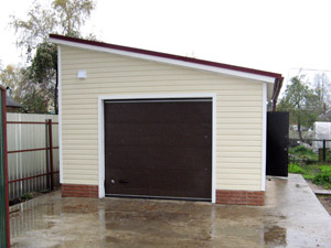Buy Construction of garage