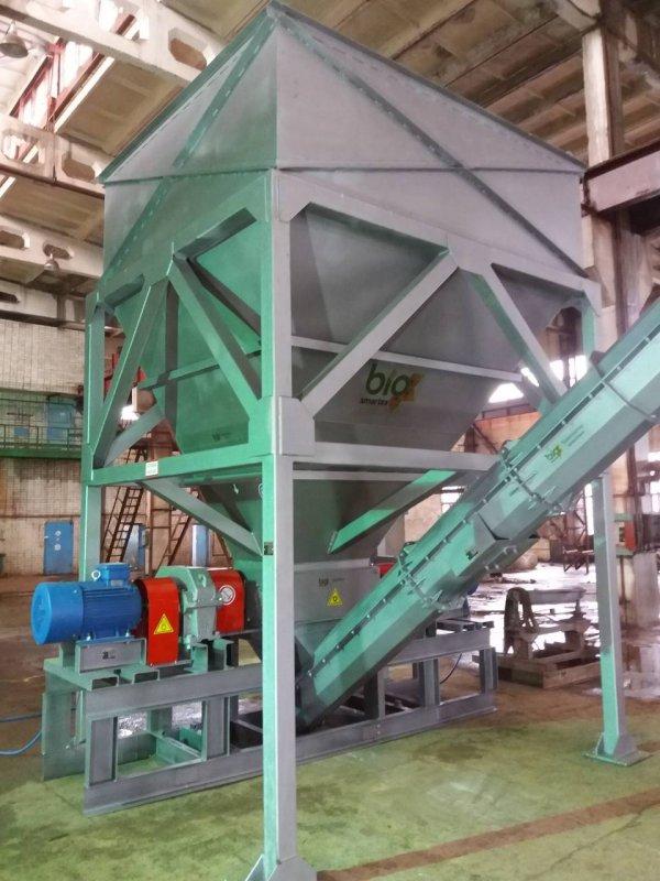Измельчители кормов Biofuelequipment TM