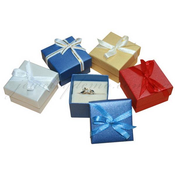 Коробочки для украшений ковров упаковка для ювелирных изделий