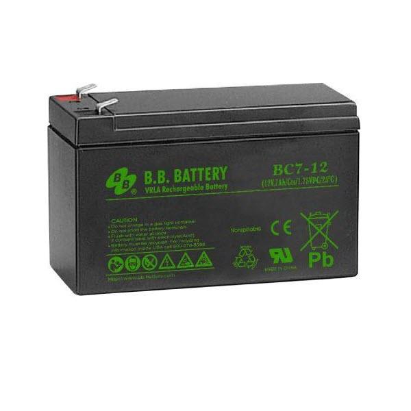 Свинцово-кислотная аккумуляторная батарея BC 7-12