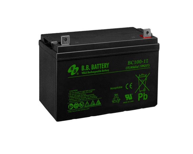 Свинцово-кислотная герметизированная аккумуляторная батарея BC 100-12