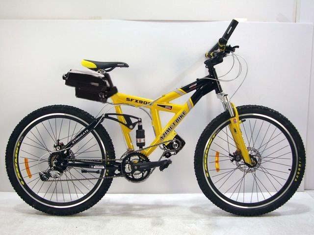 Купить Электровелосипед