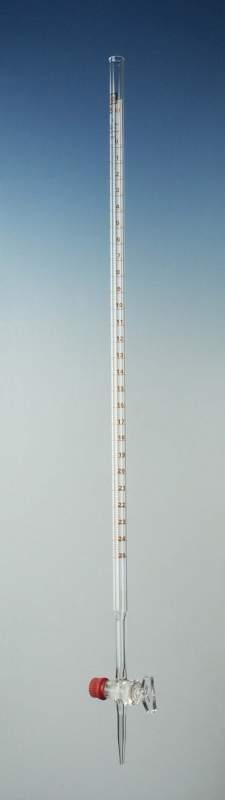 Бюретка 1-2-2-0,01 (с прямым краном)