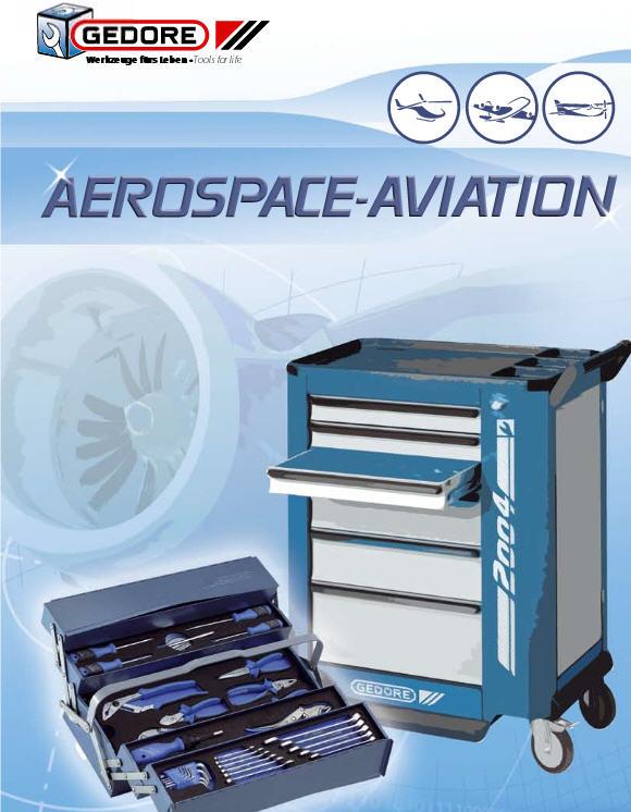 Купить Инструмент для аэрокосмической отрасли GEDORE (Германия)