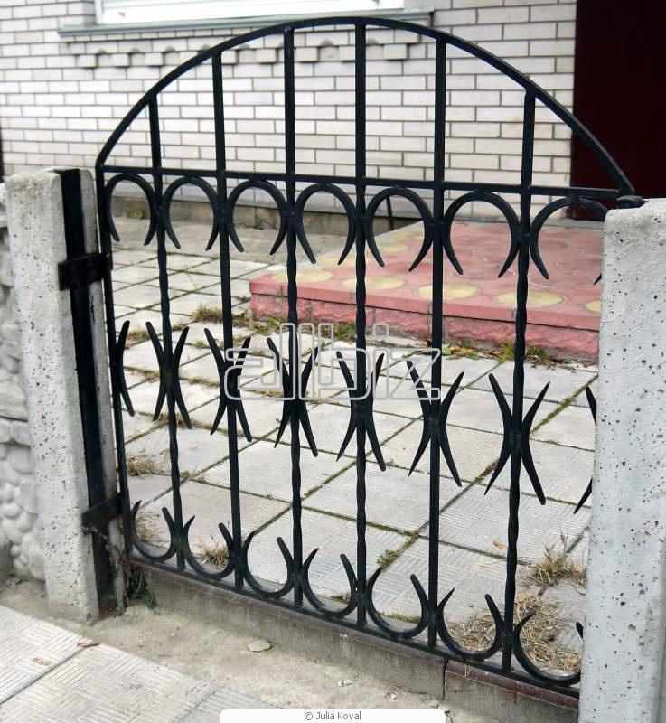 Купить Кованые ворота и калитки