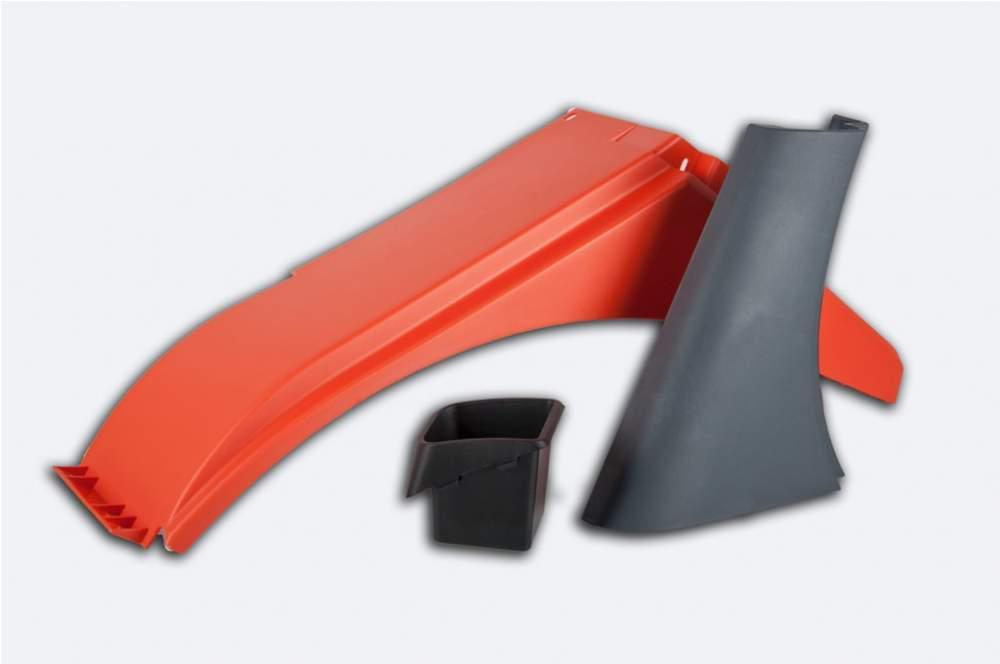 Пластиковые изделия для погрузчика TOYOTA.