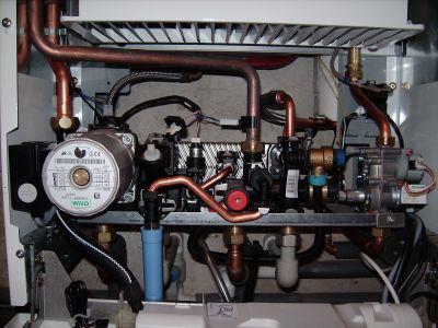 Комплектующие для водонагревательных систем.