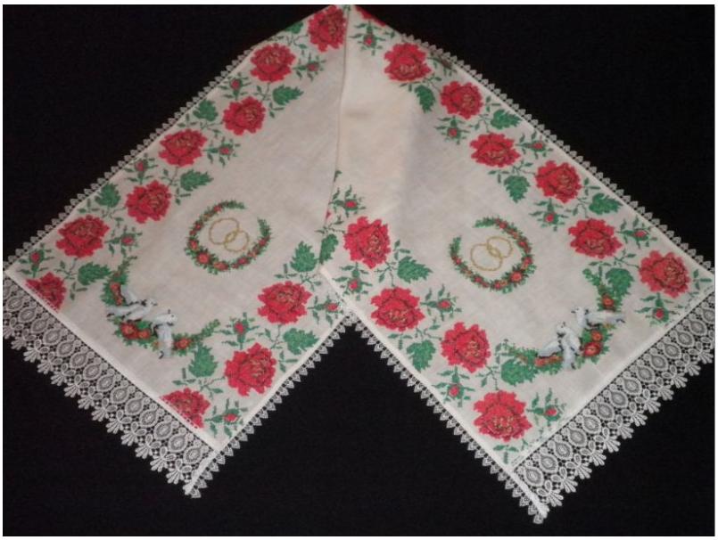 Купить рушник на свадьбу