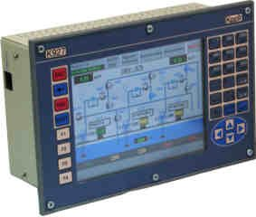 Buy Panel of input and display of information K927