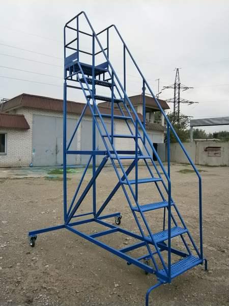 Передвижная лестница, производство, продажа